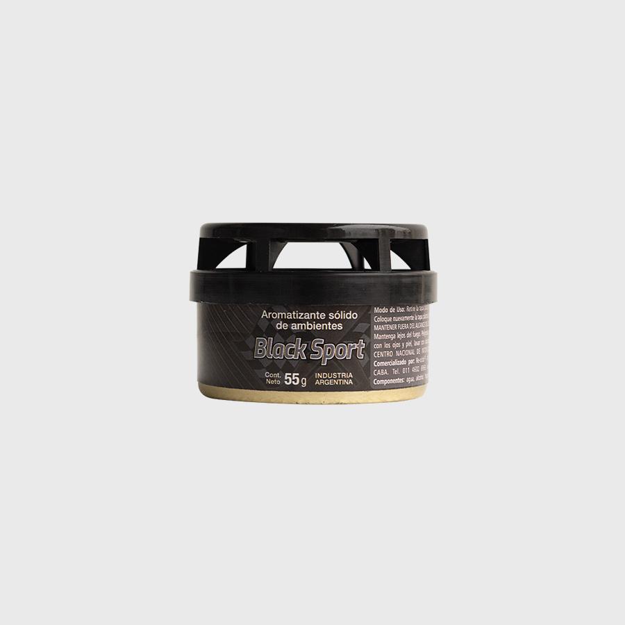 Ambientador Sólido - Fragancia Black Sport