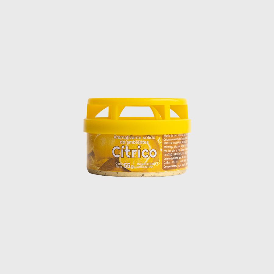 Ambientador Sólido - Fragancia Cítrico