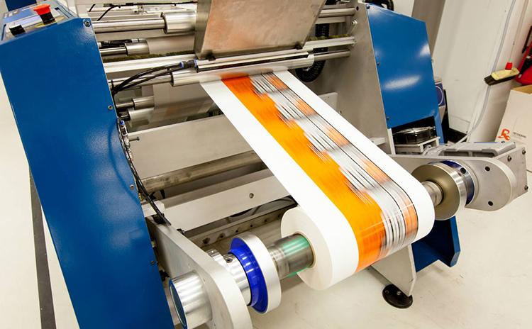 Impresión Flexográfica