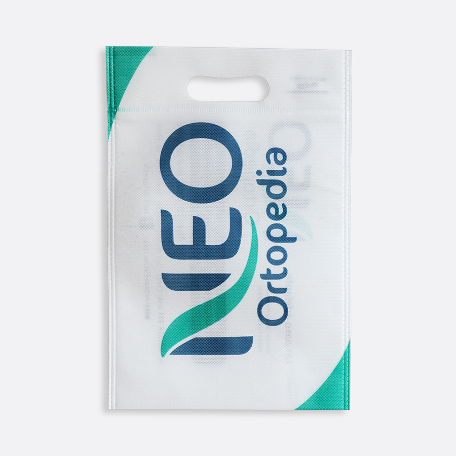 Bolsas ecológicas con troquel riñón - Neo Ortopedia