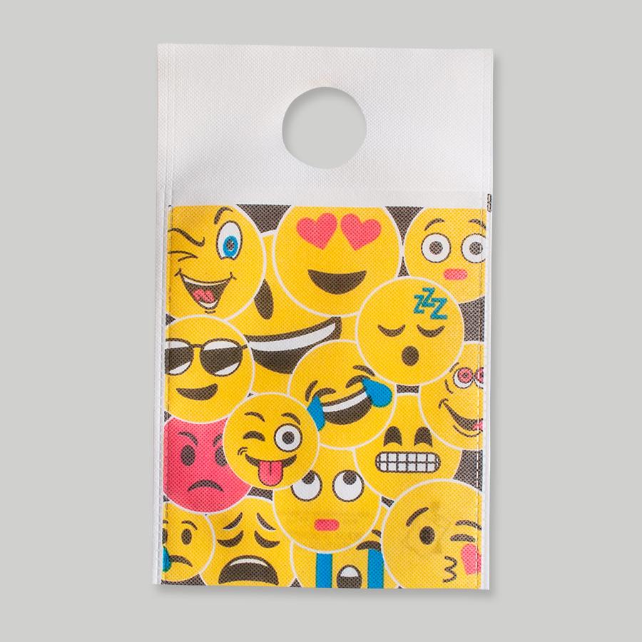 Bolsas ecológicas para el auto - Emoticones