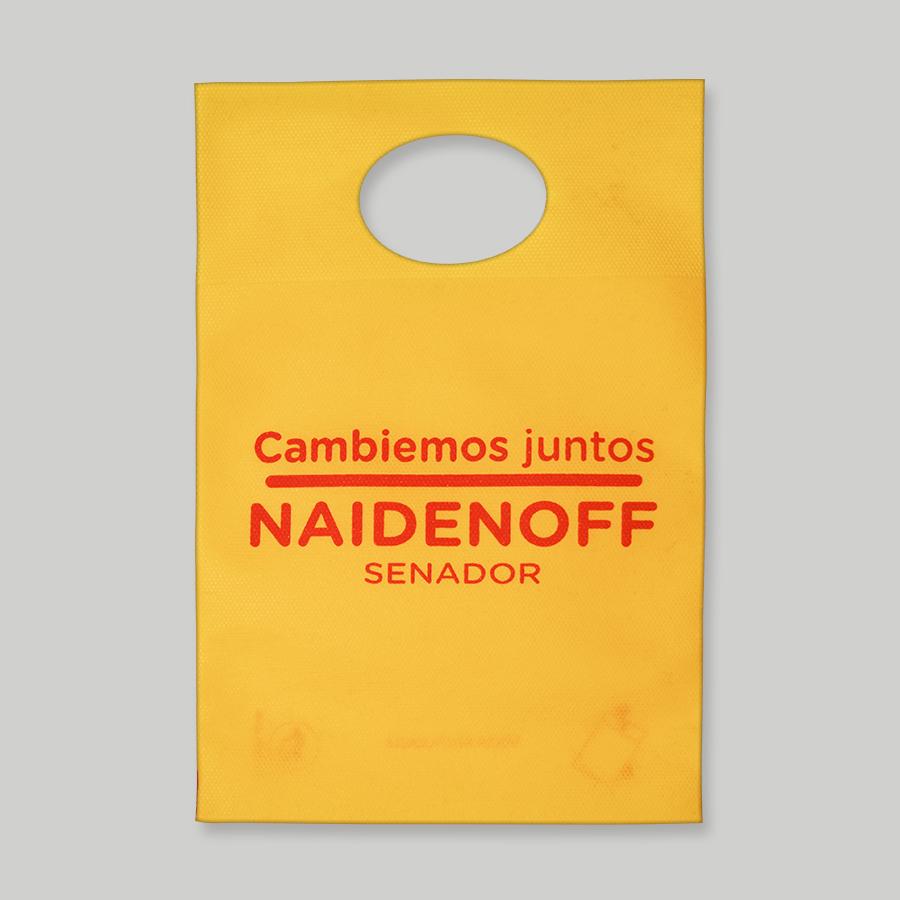Bolsas ecológicas para el auto - Naidenoff