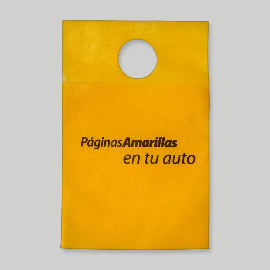 Bolsas ecológicas para el auto - Paginas Amarillas