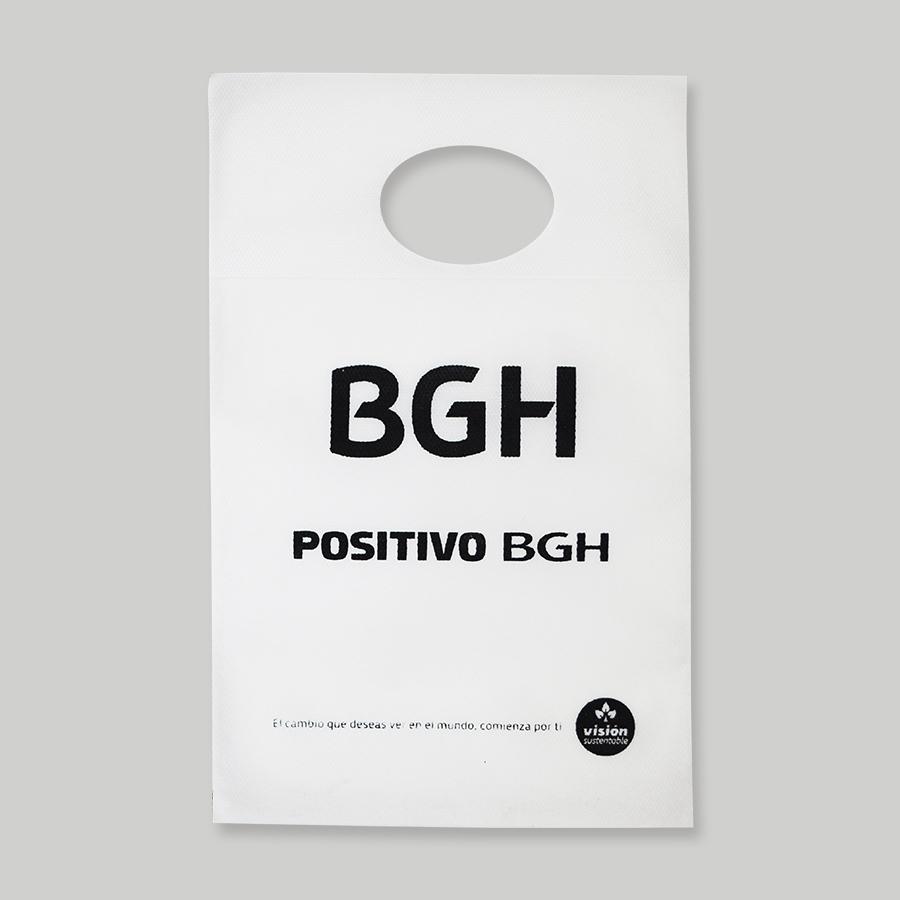 Bolsas ecológicas para el auto - BGH